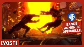 Mortal kombat legends : scorpion's revenge :  bande-annonce VOST