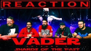 VADER Episode 1: Shards of the Past - A STAR WARS THEORY Fan-Film REACTION!!