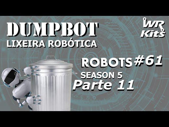 DRIVER PARA O MOTOR DO ELEVADOR (DUMPBOT 11/x) | Robots #61