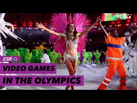 Gamers Want Olympic Esports