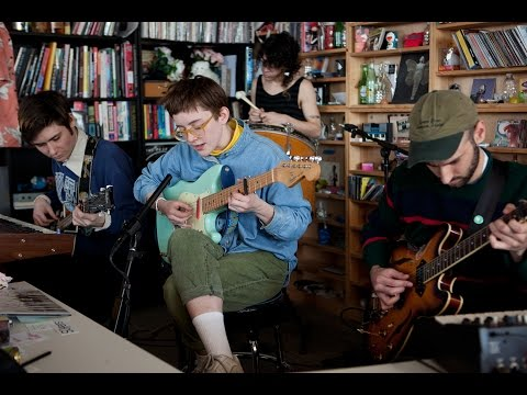 Florist: NPR Music Tiny Desk Concert