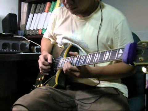 蕭煌奇 - 心裡有針 guitar solo cover