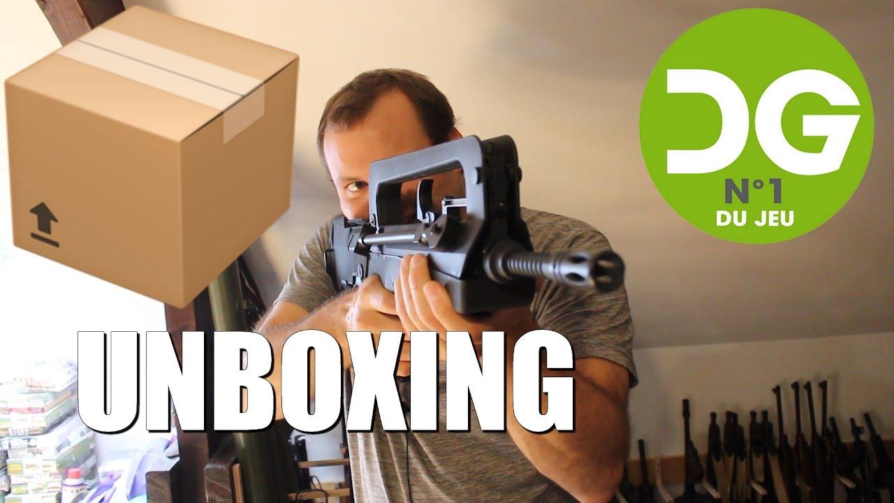 📦 #UNBOXDG Unboxing Destockage Games MODERNE