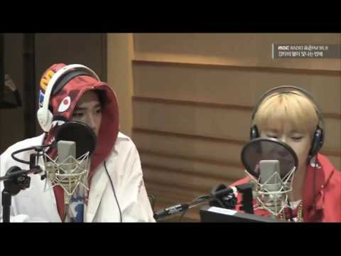 170228 Taeyong's personal adorable talent and Doyoung and Taeyong singig Piece of Mind