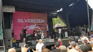 Silverstein at Van's Warped Tour.