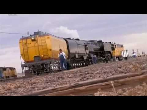 Extrémne vlaky - Parný vlak