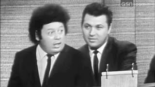 What's My Line? - Marty Allen & Steve Rossi; PANEL: Sue Oakland, Henry Morgan (Jul 31, 1966)
