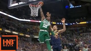Terry Rozier Epic Game-Winner / Celtics vs Pacers