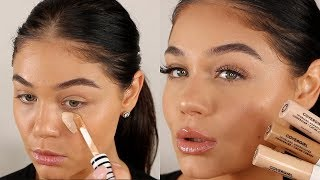 NEW Covergirl Trublend Undercover Concealer REVEIW & DEMO | IS IT WORTH IT? Blissfulbrii