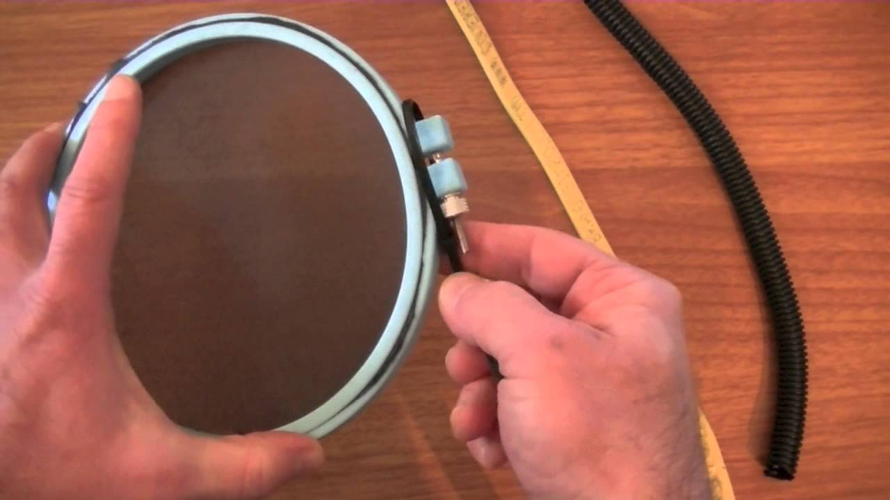 How To Make Your Own Microphone Pop Filter Youtube