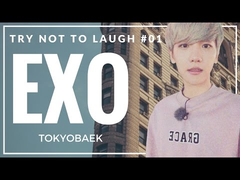 try not to laugh EXO | 01