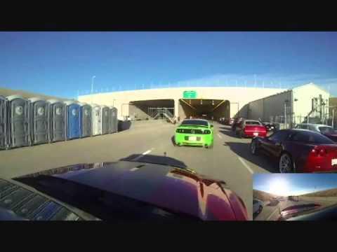 2014 Calgary Airport Tunnel Car Show