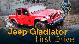 2020 Jeep Gladiator - First Drive
