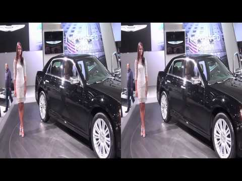 2011 Los Angeles Auto Show in 3D