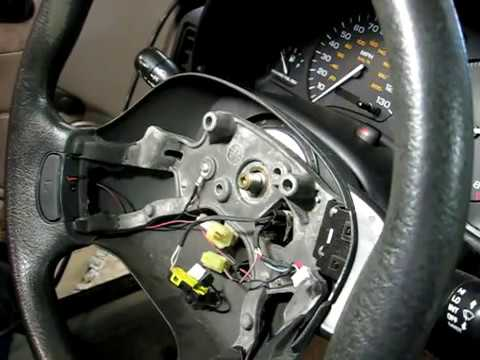 Nissan Sentra Steering Wheel Removal