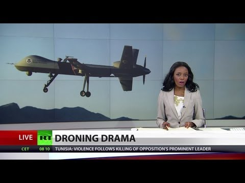 Drone Spin: Killing machine PR swarms US mainstream