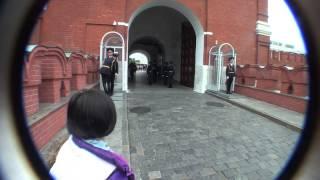 Đổi gác điện Kremlin