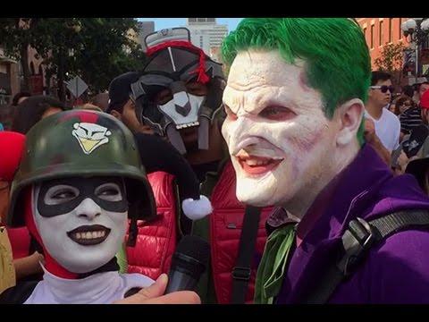 Comic-Con Fans Talk Retirement