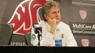 Mike Leach Following USC Win 30-27