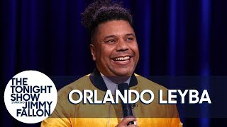 Orlando Leyba Stand-Up