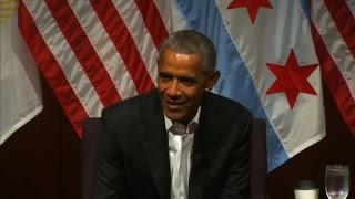Obama: What's been going on since I've been gone