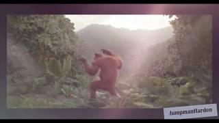Funny Ape Dance To Nigerian Music