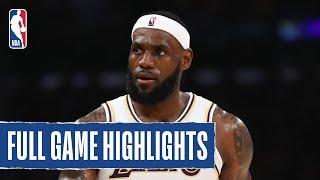 WARRIORS at LAKERS | FULL GAME HIGHLIGHTS | October 16, 2019