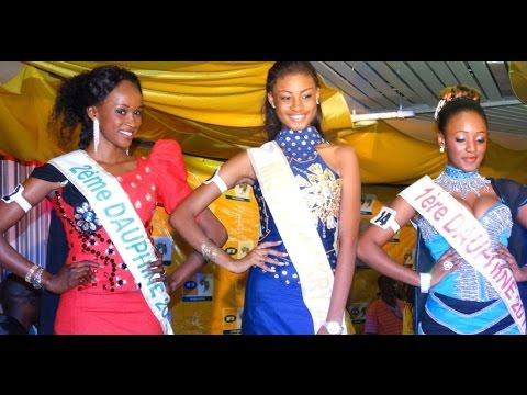 Miss Guinée 2015 - Présélection de Conakry (1ère partie)