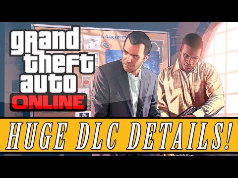 "GTA 5: ONLINE   New Content Creator, ""Capture"" Mode, Heists Details & Story DLC Soon! - Smashpipe Games"