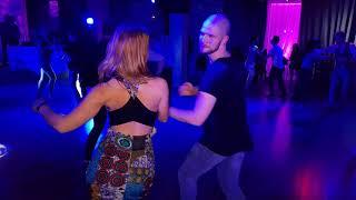 Social dancing at Salsa Night Awards 2017 Sunday night
