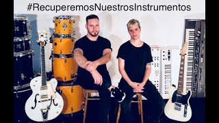 PRESUMIDO - Recuperemos los instrumentos y acabemos el nuevo disco