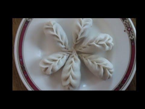 How to wrap dumpling(7 ways)