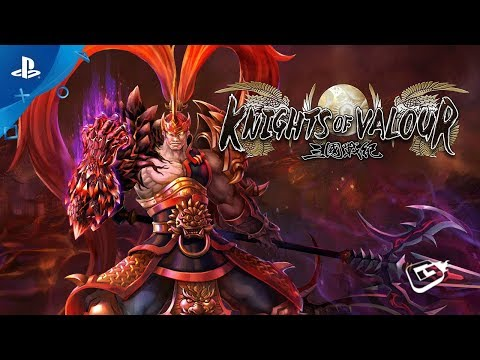 Knights of Valour Trailer