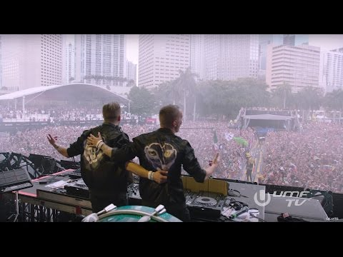 Galantis Live at Ultra Music Festival Miami 2017