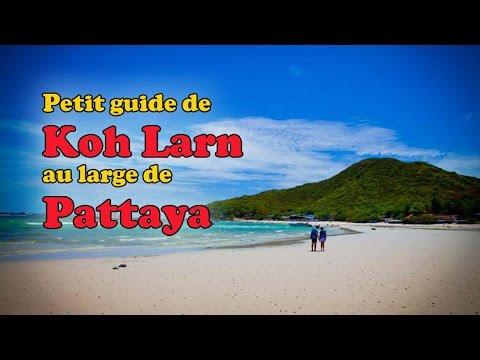 guide pratique sur koh larn (pattaya)
