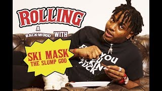 How to Roll a Backwoods with Ski Mask the Slump God