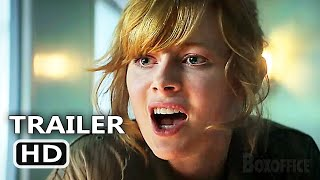 OUTSIDE THE WIRE Trailer 2 (2021) Emily Beecham, Anthony Mackie Movie
