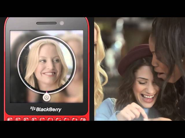 Belsimpel-productvideo voor de BlackBerry Q5 Red