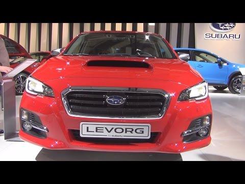 #Subaru #Levorg 1.6 GT-S Excusive Lineatronic AWD (2017) Exterior and Interior in 3D @SubaruUSA