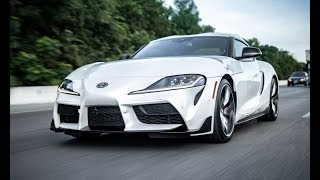 2020 TOYOTA SUPRA (YEAH, WE DID AND YEAH WE ARE!)