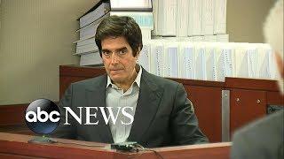David Copperfield reveals illusion under oath