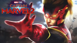 CAPTAIN MARVEL 2 VILLAIN CONFIRMED - MOST POWERFUL PHASE 4 VILLAIN