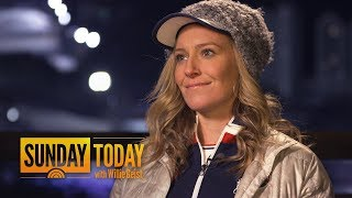 Olympian Jamie Anderson: If I Didn't Have Fear, I Would Get Really Hurt | Sunday TODAY