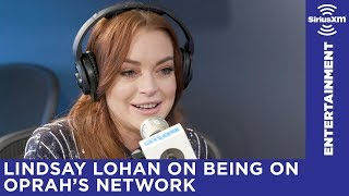 Lindsay Lohan remembers her experience of being on OWN