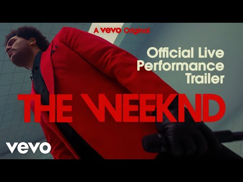 The Weeknd - Trailer (Official Live Performance) | Vevo