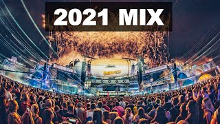 New Year Mix 2021 - Best of EDM Party Electro House & Festival Music