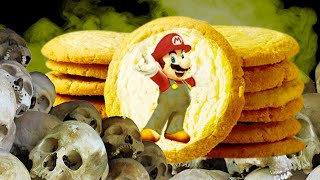 15-Year-Old Mario Party Cookies Smell Horrible - Up at Noon