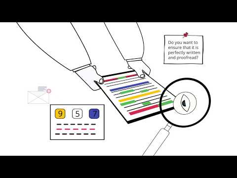 Proofreading Services Explainer Video by Biztech