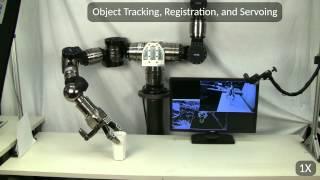 Online Camera Registration for Robot Manipulation