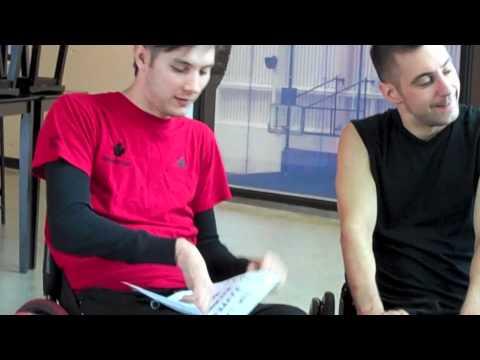 """Wheelchair Rugby Talk"" avec Trav et Trev #2 - Patrice Simard"